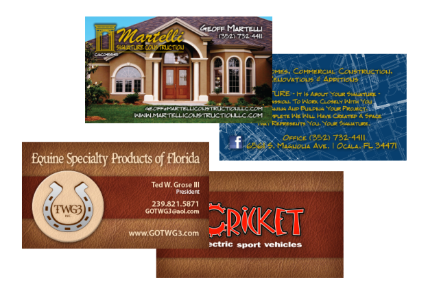 print business cards, ocala, print business cards