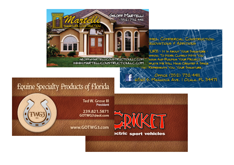 Business cards good time printing inc commercial printing print business cards ocala print business cards reheart
