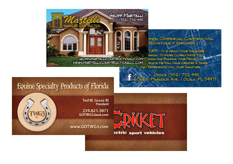 print business cards, ocala, print business cards